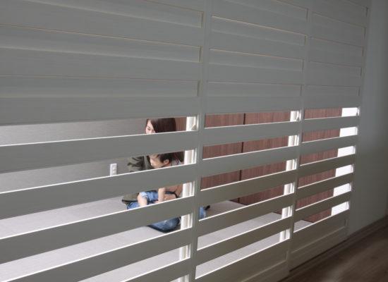 換気・採光を十分に調整できるので、お子さんの昼寝も安心です(NO-191205)